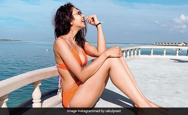 Rakul Preet Singh's Holiday Glow Is Brighter Than The Maldives Sun