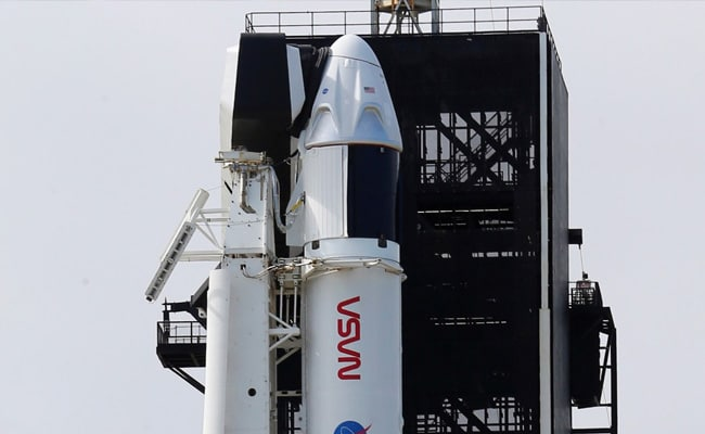 SpaceX To Launch Crewed Flight To ISS Today After Losing Day To Bad Weather