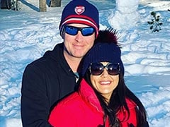 "Thanksgiving 2020: Preity Zinta And Husband Gene Goodenough's Festivities Were Full Of ""Snow And Smiles"""