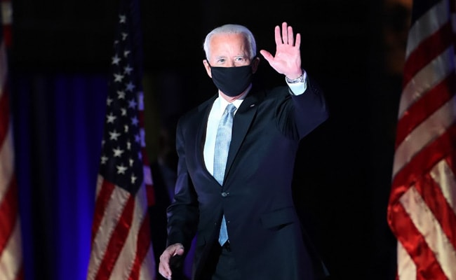 US Presidential Election 2020 Live Updates: Joe Biden Vows To 'Make America Respected' Around The World Again