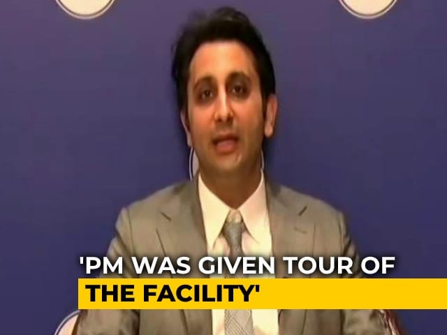 """Video : """"Discussed Implementation Plan With PM"""": Adar Poonawalla On Covishield"""