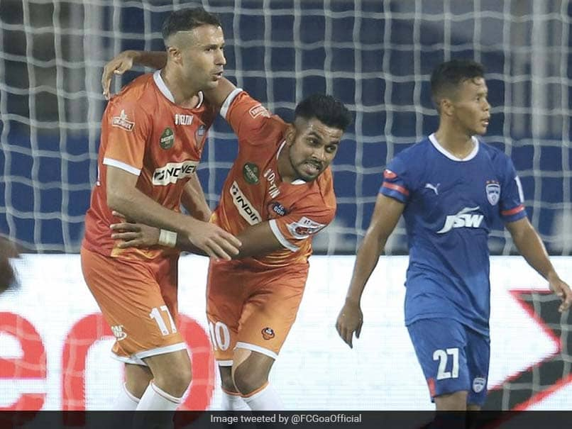 ISL: Spanish Striker Igor Angulos Brace Helps Goa Hold Bengaluru To 2-2 Draw