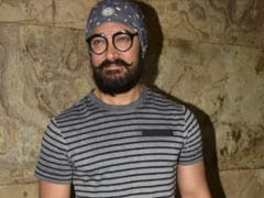 "What Aamir Khan Tweeted On His Way ""To See <i>Suraj Pe Mangal Bhari</i> In A Cinema Hall"""