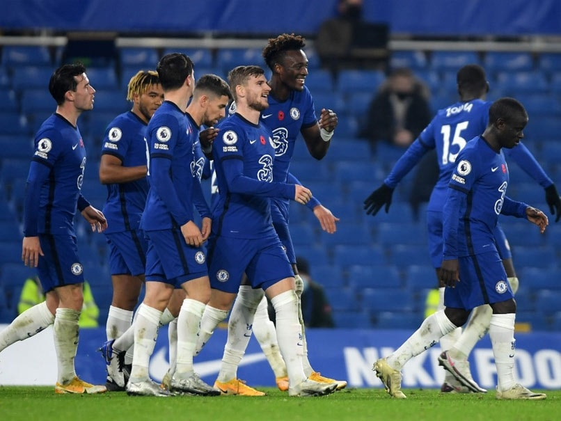 Ziyech stars as Chelsea recovers to beat Sheffield Utd 4-1