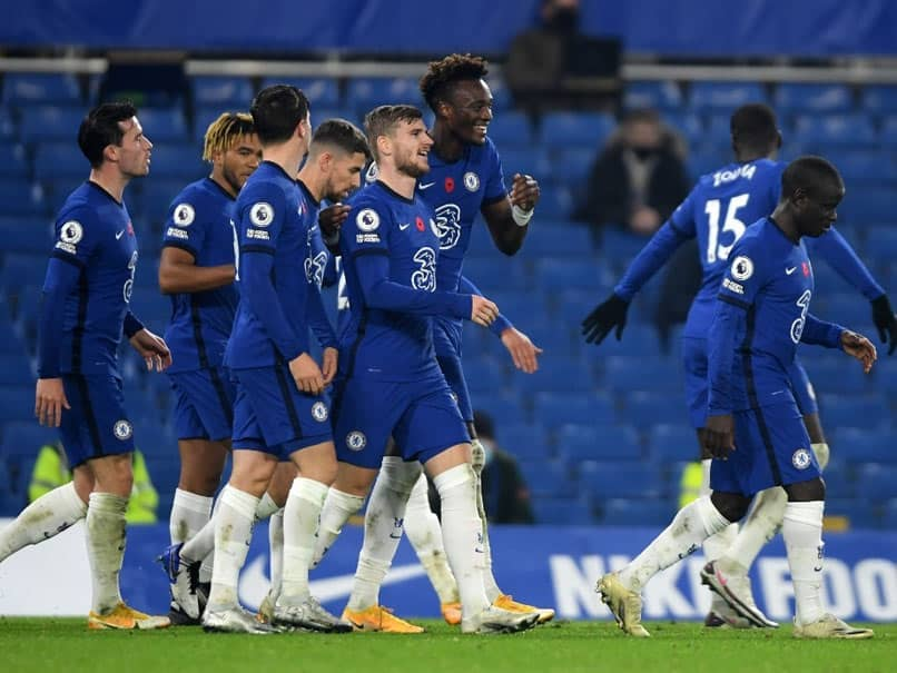 Premier League: Chelseas New Guard Click To Rout Sheffield United