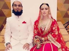 दुल्हन के जोड़े में सना खान की शादी की फोटो आई सामने, प्रिंस नरूला की पत्नी ने यूं दिया रिएक्शन
