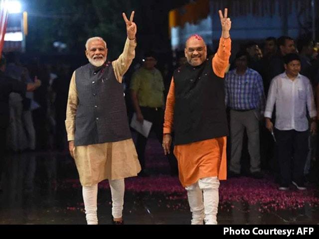 Video : BJP Claims Win In Bihar, Tejashwi Yadav's Party Single Largest
