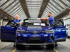 Volkswagen Boosts Investment In Electric And Autonomous Car Technology To $86 Billon