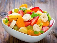 Diabetes? Here's The Ultimate Low-Sugar Fruit Salad You Need This Season