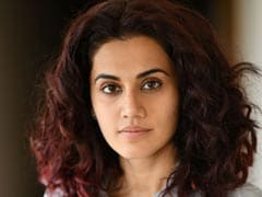 "ICYMI: Taapsee Pannu's Reaction To Troll Who Called Her A ""<i>Faltu</i> Heroine"""