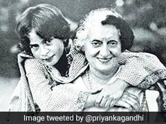 दादी इंदिरा गांधी को याद कर बोलीं प्रियंका गांधी- 'US ने तो अभी पहली महिला उप-राष्ट्रपति चुना है...'