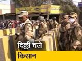 Video : किसानों के लिए बॉर्डर पर चौकसी, BSF,CISF ने संभाला मोर्चा