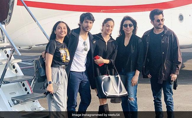 Jug Jugg Jeeyo:  Neetu Kapoor, Anil Kapoor, Varun Dhawan And Kiara Advani To Begin Shooting