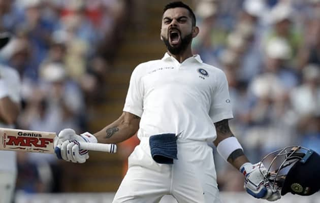 Kohli, Ashwin Nominated For Mens Player Of The Decade Award