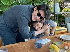 """""""It's A Lot More Difficult"""" For Mahesh Babu To """"Hug"""" Son Gautham Now But..."""