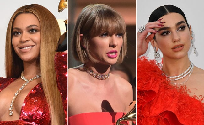 Grammys 2021 Beyonce Taylor Swift Dua Lipa Lead Nominations