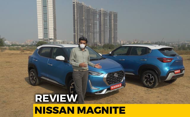 Video : Nissan Magnite Review