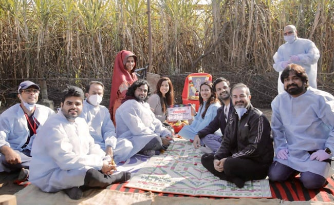Nushrratt Bharruccha Begins Shooting For Chhorii In Madhya Pradesh