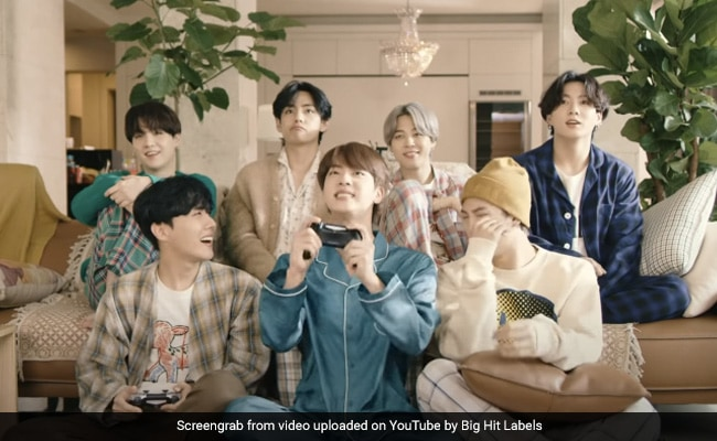 BTS Sets YouTube On Fire With New Album BE