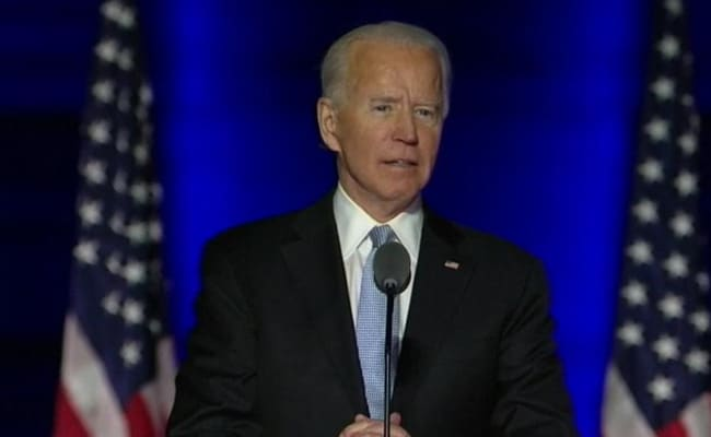 Goal Is To Reduce COVID-19 Spread, Save Lives: Joe Biden