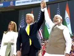 """Americans Corrected Mistake, Said 'Bye-Bye'"": Sena's ""Namaste Trump"" Dig"