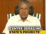 """Video : Central Probe Agencies """"Hovering Around Officials"""": Kerala Chief Minister"""