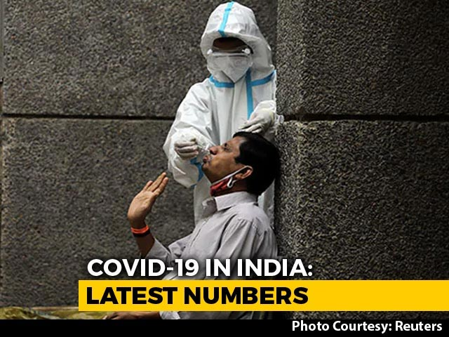 Video: 32 Per Cent Jump In One-Day Cases, India Covid Tally Past 89 Lakh