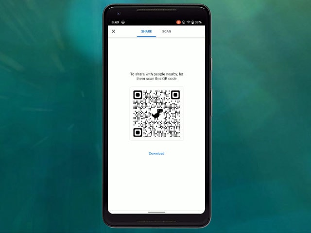 Video : How To Generate A QR Code For A Website Via Google Chrome