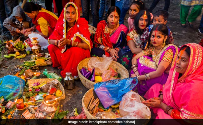 Mumbai Civic Body Puts Curbs On Mass Chhath Puja Celebration