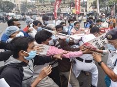 Bharat Bandh: Near Total Strike In Kerala, Protests in Bengal, Odisha