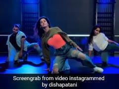 दिशा पटानी ने अंग्रेजी गाने पर किया धमाकेदार डांस, Video 4 लाख के पार