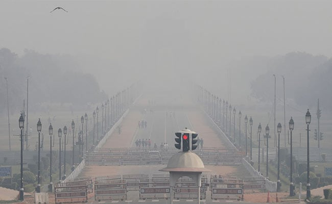 Delhi's Air Quality 'Poor', No Significant Change Likely