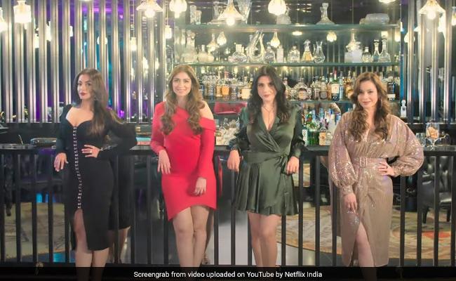 Fabulous Lives Of Bollywood Wives Trailer: Sneak Peek Into Seema Khan, Maheep Kapoor, Bhavana Pandey, Neelam Kothari's Celeb Lifestyle