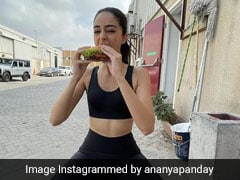 Here's What Ananya Panday Looks Like When She Finally Meets Her Bae