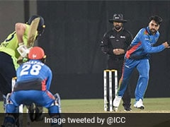 Afghanistan To Host Ireland For Three-Match ODI Series In January 2021