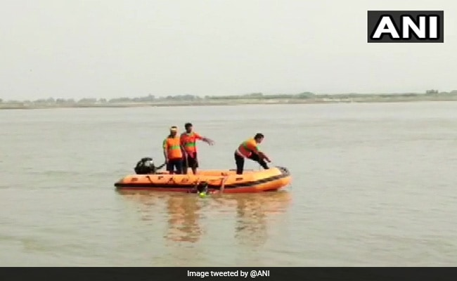 Boat Carrying 50 People Capsizes In Bihar; One Body Recovered, 7 Missing
