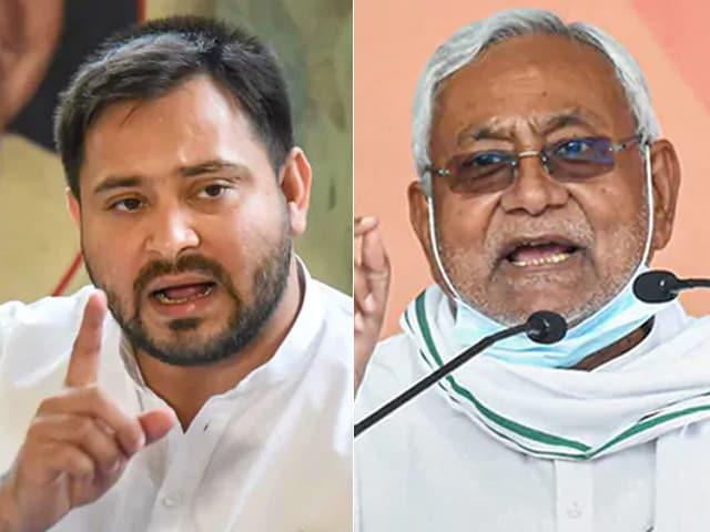 Video : Bihar Results: NDA Widens Lead, BJP Single-Largest Party Now