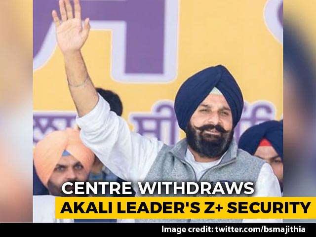Video : Weeks After Split With BJP, Akali Leader's Z-Plus Security Withdrawn