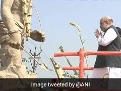 On Statue Blooper During Amit Shah's Bengal Visit, Trinamool's Taunt