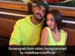 मलाइका अरोड़ा ने Thanksgiving Day पर शेयर किया Video, अर्जुन कपूर से लेकर परिवार का यूं जताया आभार