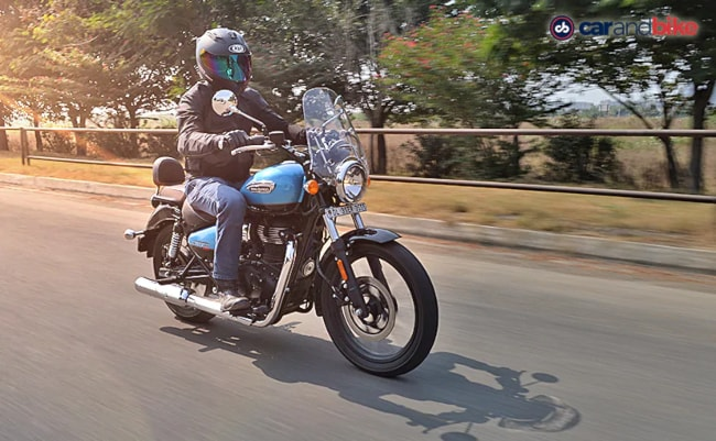 Royal Enfield Meteor 350 Launched In North America