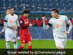 "Champions League: Robert Lewandowski Dedicates Double To Ailing ""King Gerd"" Mueller"