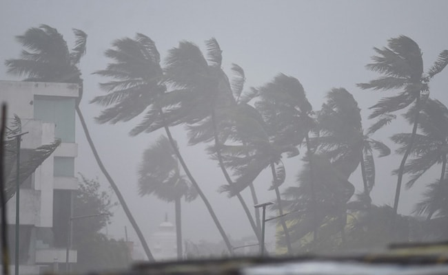 1 Dead, Thousands Evacuated As Cyclone Nivar Brings Heavy Rain In Andhra