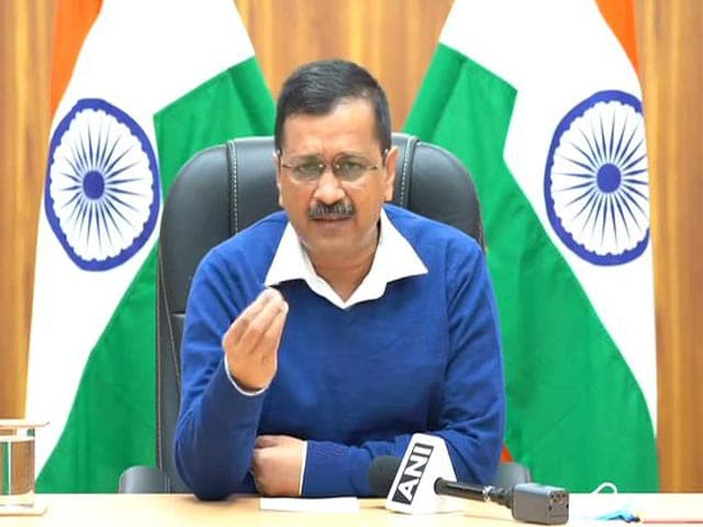 Video : Told Parties Not The Time For Politics, Says Arvind Kejriwal On Covid Surge
