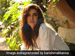 Karishma Tanna In Breezy Layers Spells Out Seriously Chic Autumn Style