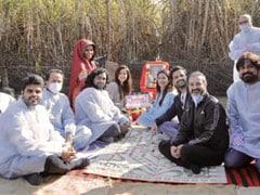 Nushrratt Bharruccha Begins Shooting For <I>Chhorii</I> In Madhya Pradesh