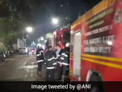 Fire In Mumbai Restaurant, None Hurt