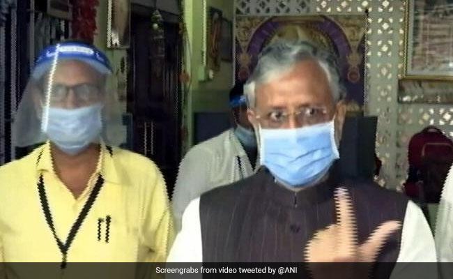 One Wrong Vote Will Push Bihar Towards Jungle Raj: Sushil Kumar Modi To Voters