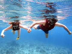Kajal Aggarwal And Gautam Kitchlu, Honeymooning In Maldives, Share Surreal Underwater Pics