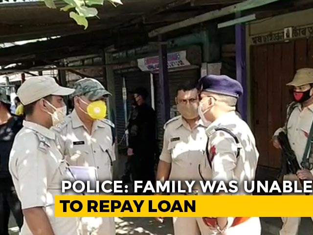 Video : Family Of 5 Allegedly Dies By Suicide In Assam